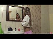 Fedorovhd russian teen Gabriella shower her sexy body
