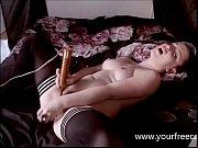 emo girl using vibrator