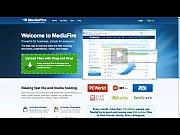 mediafire basic features tour - youtube