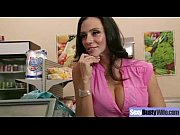 Busty Milf Wife (ariella ferrera) Bang Hardcore In Front Of Camera movie-05