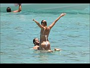 margot robbie bikini candids in st.