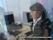 Int - Renee Richards Office Interracial Sex (18 min)