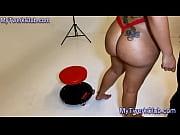 Laila the sexy phat Latina Ass