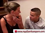 Horny Aunt fucking her own nephew - www.royalhardcoreporn.com