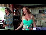 Busty Horny Housewife (Diamond Foxxx) Enjoy Hard Style Sex Action movie-15
