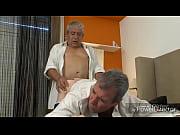 Trio Gay Penetracion - Oral