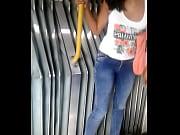 Encontr&eacute_ a esta rica chica en el metro