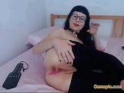 nerd milf shaved pussy