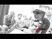 10 man anal gangbang for Blanche Bradburry SZ1050