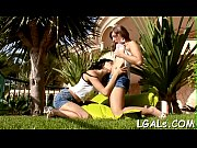 Relax with three wicked lesbo sweethearts spending time together