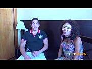 Lorena Milf latina y Max el pollon espa&ntilde_ol,FOLLADA A CIEGAS,