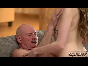 Waking daddy and old men doggy Russian Language Power