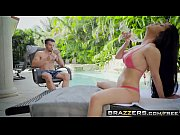 Dirty Masseur -  My Stepsisters Baby Oil scene starring Emily Mena and Bambino