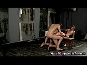 Gay gets blowjob and anal fuck video Oscar Gets Used By Hung Boys