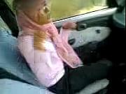 Dalam Mobil Buka Jilbab