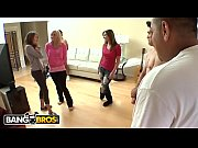 BANGBROS The Fuck Team Five Crew (Jessica Lynn, Victoria Lawson, Allie Haze Fuck The Maintenance Guys