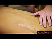 Tight client banged by her pervy masseur after massage