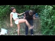 Femdom kicking with knees