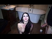 Squirt and anal fisting! Bella swallows sperm! COOL