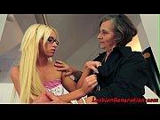 spex babe licks grandmas hairypussy
