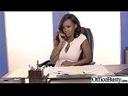 (Jezabel Vessir) Sexy Big Tits Office Girl Love Hard Sex clip-18