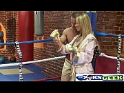 showing francesca the ring