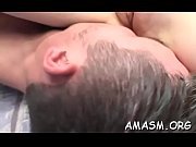 Superb home porn with breasty woman facsitting while jerking off cock