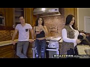 Brazzers - Baby Got Boobs -  The Liar, The Bitch And The Wardrobe scene starring Aaliyah Hadid and S