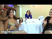 Wild CFNM Bachelorette Party with the Big Dick Dancing Bear db10551