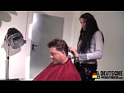 Friseurin Lena und Hans