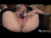 Yanks Blonde Ruby'_s Hyper Flexible Orgasm