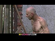 Horny old man helps his son 039 s GF