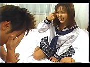 【無修正】ぶっかけセックスに悶絶する女子高生