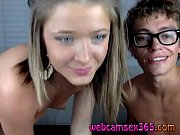 hipster couple fucking on webcam -.