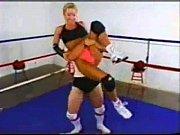 Janay - Sexy Mixed Wrestling