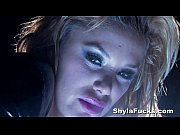 Shyla Stylez'_s Smoking Fetish