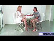Slut Wife (Julia Ann) With Big Melon Boobs Hard Banged video-15