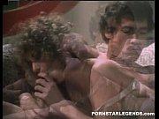 John Holmes big cock stud gives porn slut anal sex