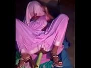 Sanskari Indian Bahu masterbates with a Vail