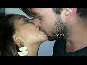 Dave and Samantha Kissing Video 3