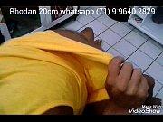 Rhodan 20cm Filmando o Casal Baianos Paix&atilde_o