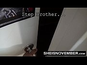 thumb Black Step S ister Young Blonde Ebony Fuck Step Brother Ride And Blowjob Msnovember