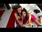 Mofos - Busted Babysitters - (India Summer) - Babysitters Private Striptease