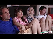 Movie Night Madness With Alison Rey and Iris Rose