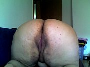 """Dirty """"_Sandra showing big ass pussy on cam"""