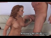 Jerking Off As Wife Fucks Another