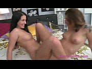 Lesbea Lez girls lick in new year part 2