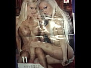 Calendar bukkake Sexy Babes 009