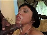 Valentine Demy and the black anal fuck