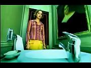 Shy Lady Bursting To Pee At Boyfriend'_s House